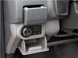 Chevrolet Trailblazer 2012 управление внешними световыми приборами