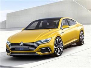 Volkswagen на автосалоне в Женеве: защищенный Passat и гибридный спорт-купе