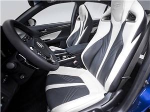 Предпросмотр lexus gs f 2016 передние кресла