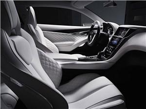 Предпросмотр infiniti q60 concept 2015 передние кресла
