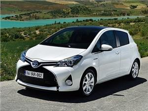 Новость про Toyota Yaris - Toyota Yaris 2015
