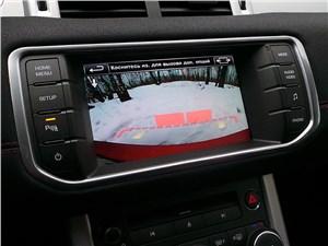 Предпросмотр range rover evoque 2012 монитор