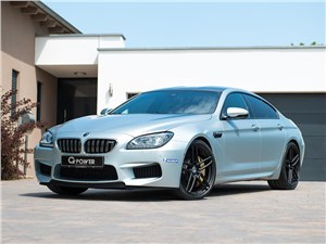 G-Power / BMW M6 Gran Coupe вид спереди