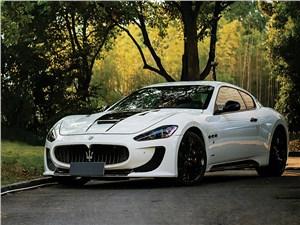DMC / Maserati Gran Turismo вид спереди