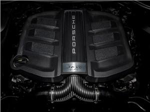 Porsche Cayenne GTS 2015 двигатель