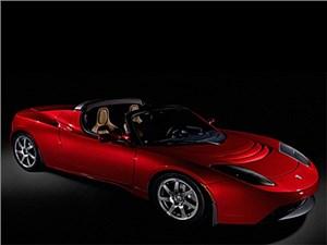 Tesla обновляет Roadster 3.0