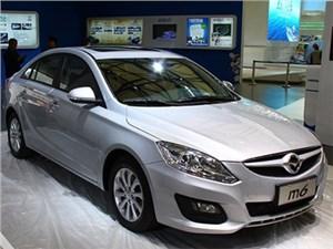 Новый китайский седан Haima M6 уже поступил в местные автосалоны