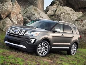 Обновленный Ford Explorer появится в России до конца текущего года