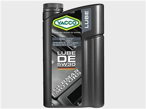 Yacco Lube-De-5w30