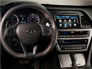 Новость про Hyundai Sonata - Первым автомобилем на Android станет новый Hyundai Sonata