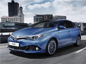 Появилась информация о моторной гамме нового Toyota Auris - автоновости
