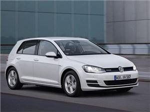 Volkswagen выводит на европейский рынок экономичный бензиновый Golf BlueMotion