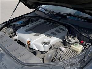 Audi Q7 2010 двигатель