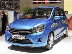 Новость про Suzuki Celerio - Suzuki Celerio