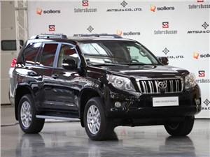 В России начался серийный выпуск Toyota Land Cruiser Prado
