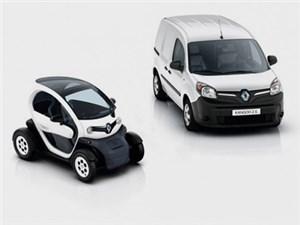 Новость про Renault - Renault готовится начать корпоративные продажи электромобилей в России