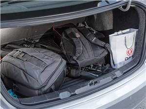DFM S30 2014 багажное отделение