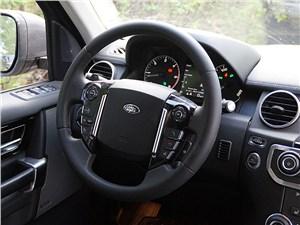 Land Rover Discovery 2014 интерьер