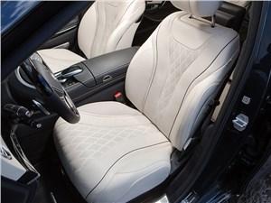 Предпросмотр mercedes-maybach s 500 2015 передние кресла
