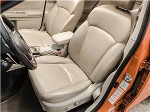 Subaru XV 2012 передние кресла