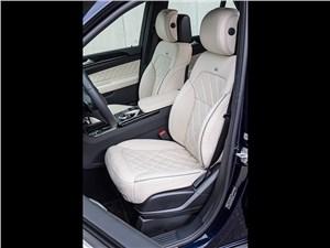 Предпросмотр mercedes-benz gle 2016 передние кресла