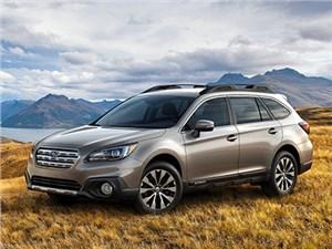 Новый Subaru Outback продемонстрировал хорошие показатели спроса на российском рынке