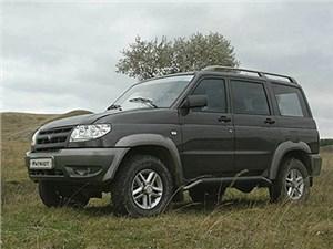 Компания «УАЗ» начала кампанию по отзыву «Патриотов»