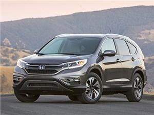 Honda назвала рублевые цены на CR-V с 2,4-литровым двигателем