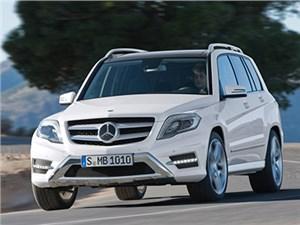 Новость про Mercedes-Benz GLK-Class - Mercedes-Benz GLK-Klasse 2013