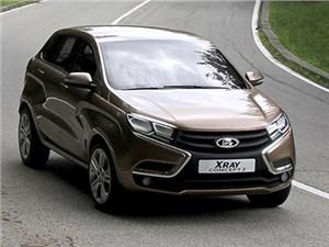 Новость про Lada - АвтоВАЗ планирует выпускать по 60 000 Lada XRAY каждый год