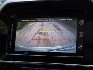 Suzuki Vitara 2015 сенсорный экран