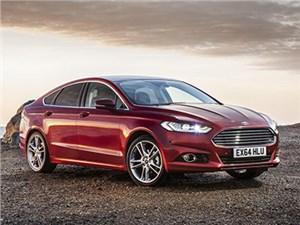 В Казахстане начались продажи нового Ford Mondeo