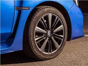 Subaru WRX 2015 колесо