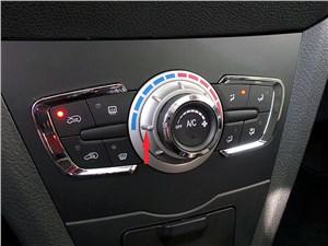 Lifan X50 2015 управление климатом