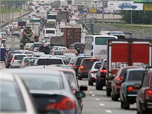 Москвичи отказались от использования личного автомобиля на один день