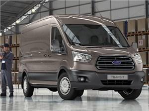 Новость про Ford - Ford Transit