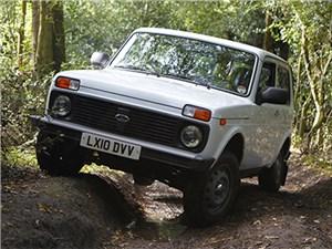 АвтоВАЗ построил экспортную версию Lada 4x4