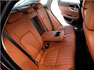 Предпросмотр jaguar xf 2016 задний диван