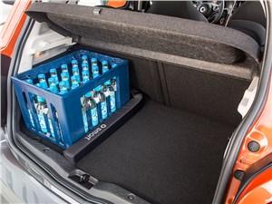 Предпросмотр smart fortwo 2015 багажное отделение