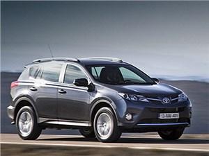 На заводе Toyota в Санкт-Петербурге закончилась двухнедельная подготовка к сборке нового RAV4