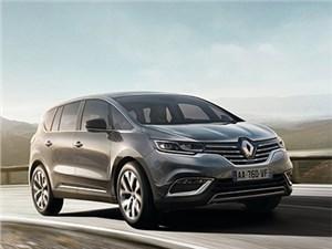 Новость про Renault Espace - Renault Escape