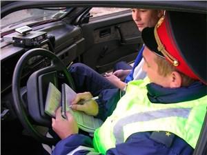 С 1 января 2016 года водители будут платить вдвое меньше за ряд нарушений