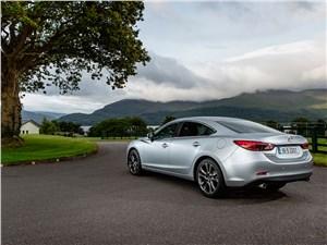 Даже местная специфика не помешала оценить отличную приспособленность Mazda 6 для путешествий