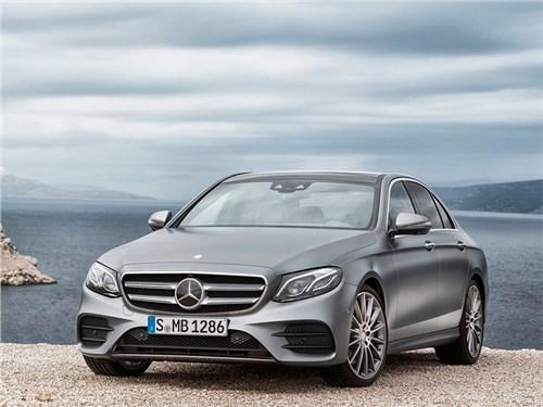 Новость про Mercedes-Benz E-Class - Mercedes-Benz E-Class 2016