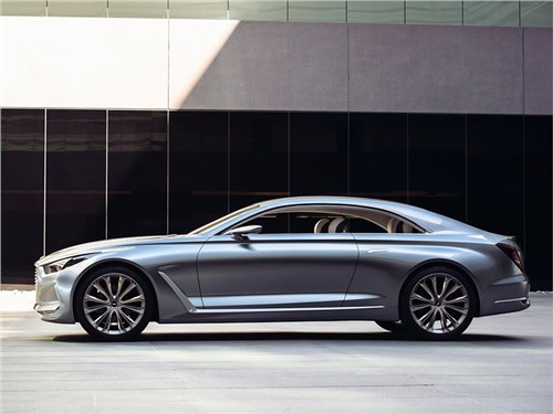 Новость про Hyundai - Hyundai планирует выпустить конкурента BMW M4