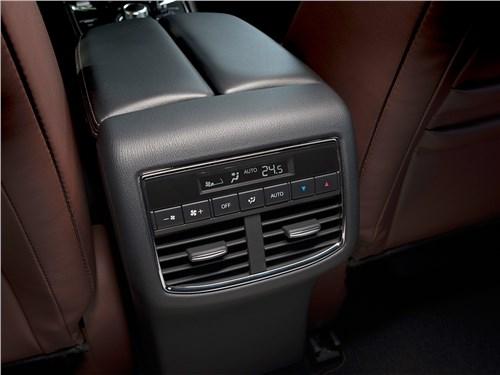 Mazda CX-9 2016 печка для второго ряда