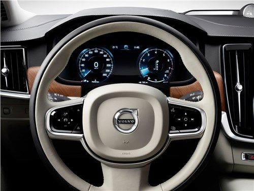 Предпросмотр volvo s90 2016 руль