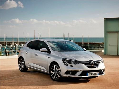 Новое поколение Renault Megan не появится в России