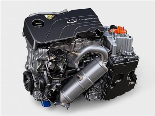 General Motors может начать продажи гибридных двигателей Voltec конкурентам