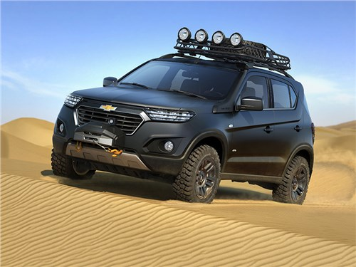GM-AvtoVAZ ищет инвесторов для производства Chevrolet-Niva второго поколения